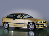 Images of BMW 323ti Compact (E36) 1997–2000