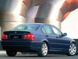 Images of BMW 320d Sedan ZA-spec (E46) 2001–05