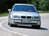 Images of BMW 318i Sedan (E46) 2001–05