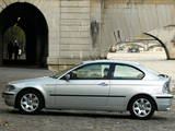 Images of BMW 320td Compact (E46) 2001–05