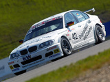 Images of BMW 320i ETCC Sedan (E46) 2003–04