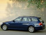 Images of BMW 325i Touring (E91) 2006–08