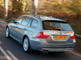 Images of BMW 330xd Touring (E91) 2006–08