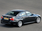 Images of BMW 318d M Sports Package UK-spec (E90) 2006