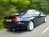 Images of BMW 335i Coupe UK-spec (E92) 2007–10