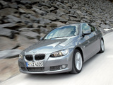 Images of BMW 335i Coupe (E92) 2007–10