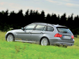 Images of BMW 335d Touring (E91) 2008–12