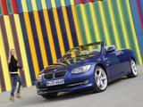 Images of BMW 335i Cabrio (E93) 2010