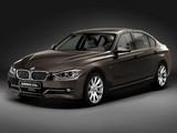 Images of BMW 335Li Sedan Modern Line (F35) 2012