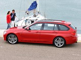 Images of BMW 328i Touring Sport Line (F31) 2012