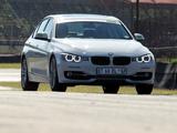 Images of BMW 328i Sedan Sport Line ZA-spec (F30) 2012