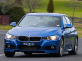 Images of BMW 316i Sedan M Sport Package AU-spec (F30) 2013