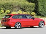 Images of BMW 320i Touring Sport Line AU-spec (F31) 2013