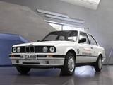 Photos of BMW 3 Series Coupe Elektro-Antrieb (E30) 1987