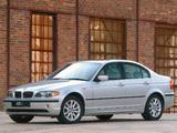 Photos of BMW 325i Sedan ZA-spec (E46) 2001–05