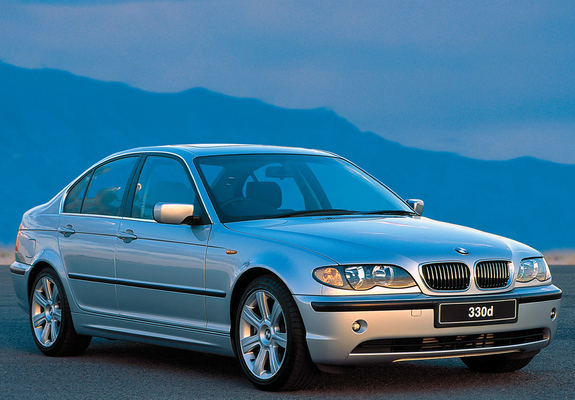 photos of bmw 330d sedan za spec e46 2001 05. Black Bedroom Furniture Sets. Home Design Ideas