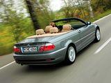 Photos of BMW 320Cd Cabrio (E46) 2004–06