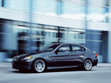 Photos of BMW 3 Series Sedan (E90) 2005–08