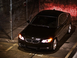 Photos of BMW 335i Coupe US-spec (E92) 2007–10