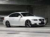 Photos of 3D Design BMW 3 Series Coupe (E92) 2007–10