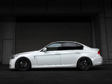 Photos of 3D Design BMW 3 Series Sedan (E90) 2008–12