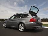 Photos of BMW 335i Touring AU-spec (E91) 2008–12