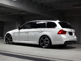 Photos of 3D Design BMW 3 Series Touring (E91) 2008–12