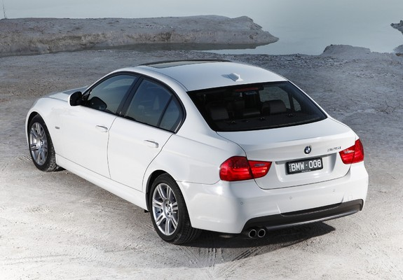 photos of bmw 325i sedan m sports package au spec e90 2011. Black Bedroom Furniture Sets. Home Design Ideas