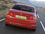 Photos of BMW 320d Sedan Sport Line UK-spec (F30) 2012