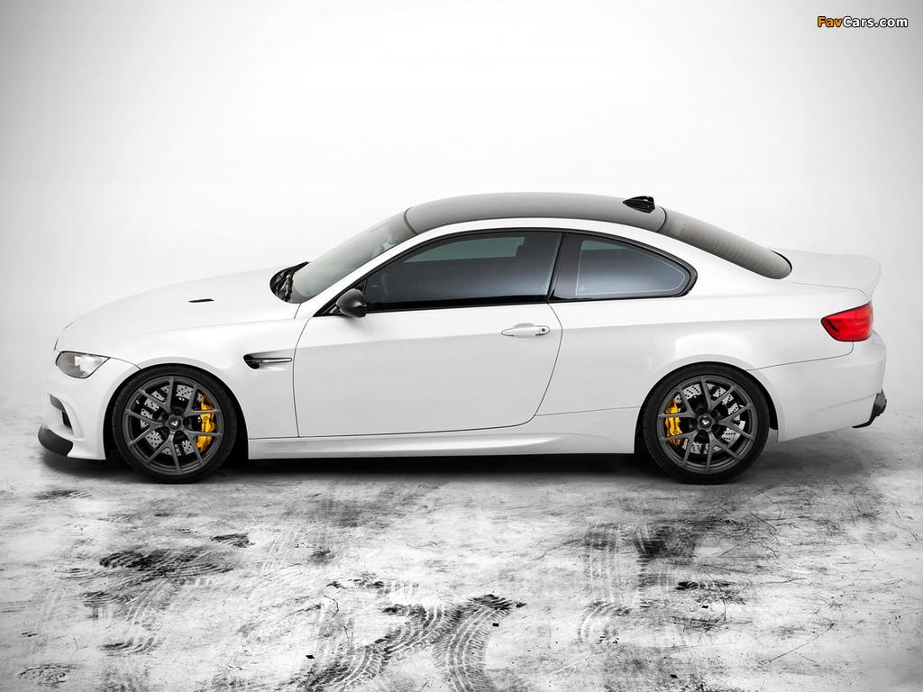 Photos of EAS Vorsteiner M3 Coupe GTS5 (E92) 2012 (1024 x 768)
