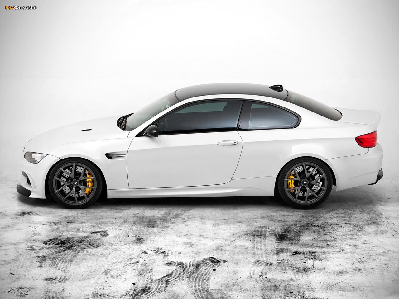 Photos of EAS Vorsteiner M3 Coupe GTS5 (E92) 2012 (1280 x 960)