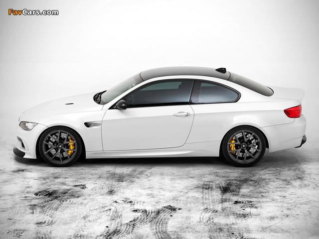 Photos of EAS Vorsteiner M3 Coupe GTS5 (E92) 2012 (640 x 480)