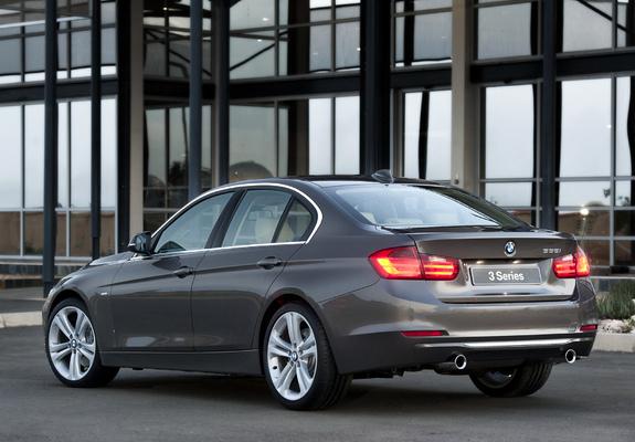 Of BMW I Sedan Luxury Line ZAspec F - 2012 bmw 335i sedan