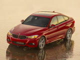 Photos of BMW 335i xDrive Gran Turismo M Sport Package US-spec (F34) 2013