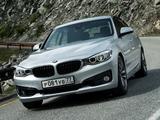 Photos of BMW 335i Gran Turismo Sport Line (F34) 2013