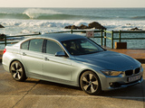 Photos of BMW ActiveHybrid 3 ZA-spec (F30) 2013