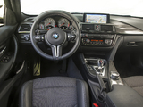 Photos of BMW M3 North America (F80) 2014
