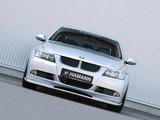Pictures of Hamann BMW 3 Series Sedan (E90)