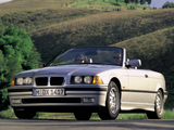 Pictures of BMW 325i Cabrio (E36) 1993–95