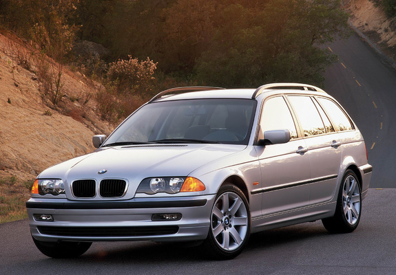Pictures Of Bmw 323i Touring  E46  1998 U20132000