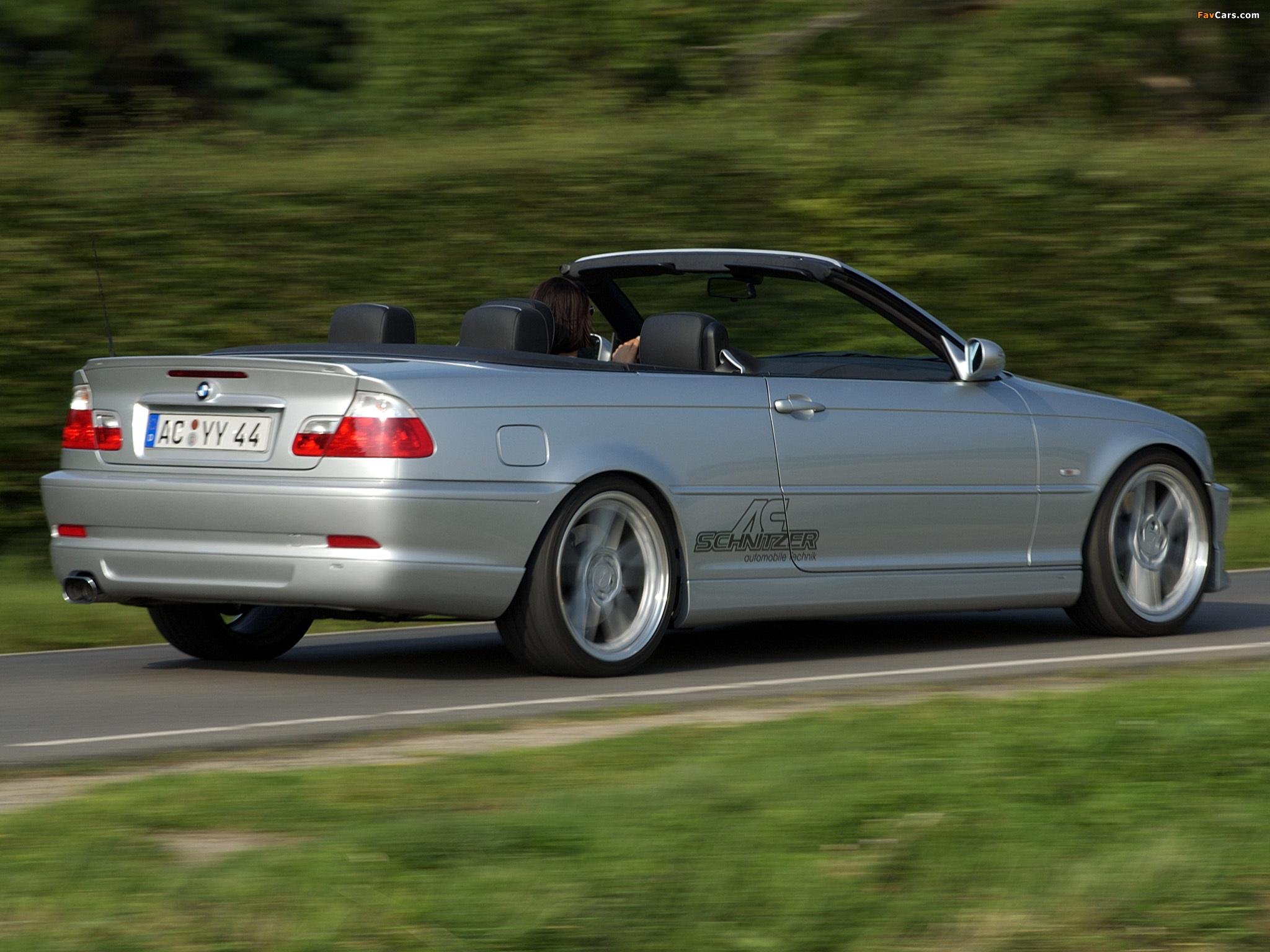 BMW e46 кабриолет без смс