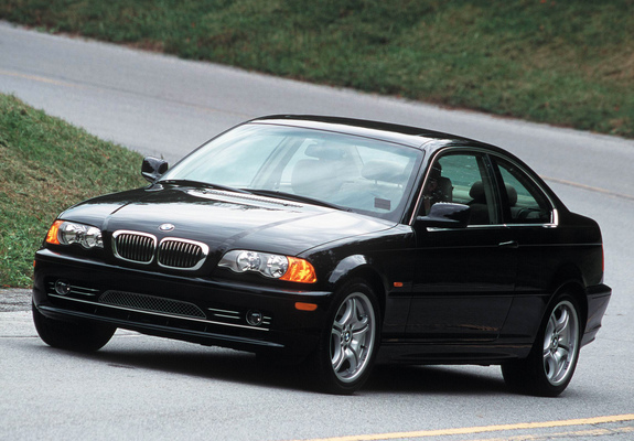 Of BMW Ci Coupe USspec E - Bmw 330 coupe
