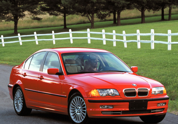 Pictures Of Bmw 330i Sedan Us Spec E46 2000 01