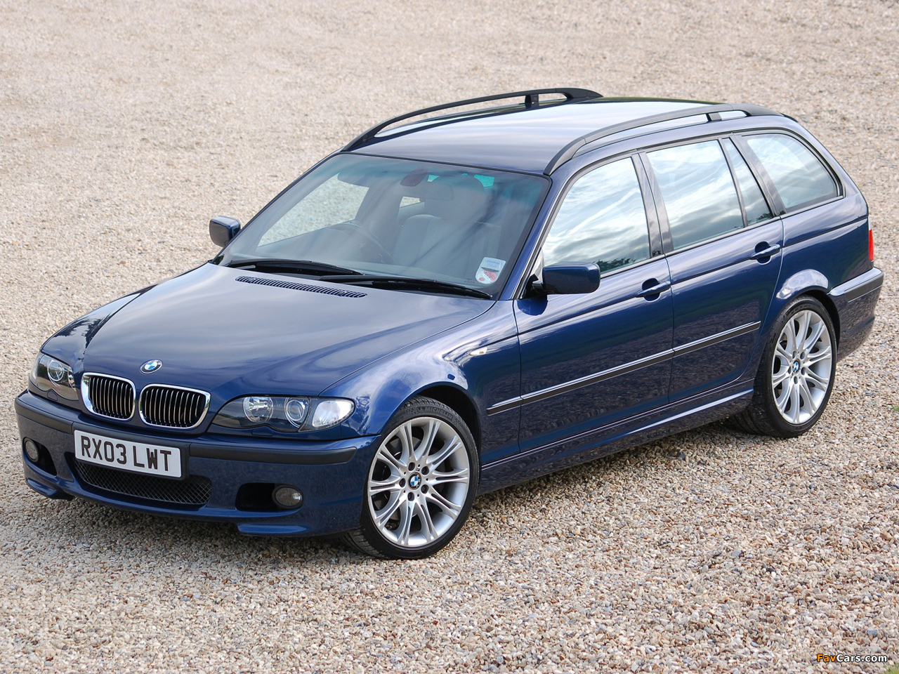 pictures of bmw 320d touring m sports package e46 2001 06 1280x960. Black Bedroom Furniture Sets. Home Design Ideas