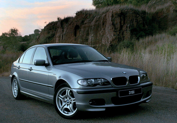 pictures of bmw 318i m sport limited e46 2002 05. Black Bedroom Furniture Sets. Home Design Ideas