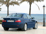 Pictures of BMW 320Cd Coupe (E46) 2003–06