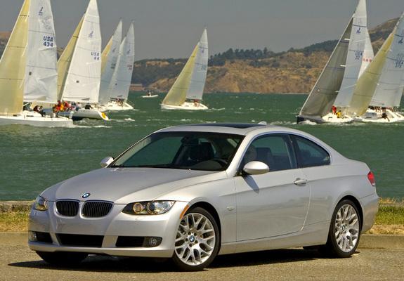 Of BMW I Coupe USspec E - Bmw 328i coupe specs
