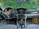 Pictures of BMW 325i Touring (E91) 2006–08