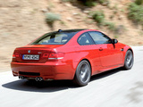 Pictures of BMW M3 Coupe (E92) 2007–10