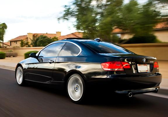 bmw 335i coupe 2007 specs
